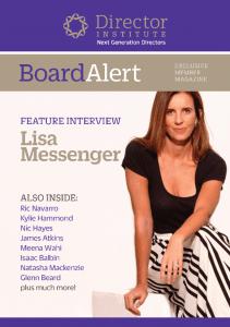 new board alerts